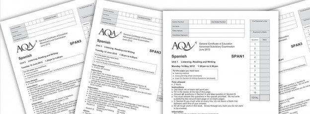 AQA Exam Papers